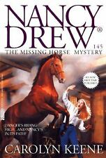 Nancy Drew on Campus: The Missing Horse Mystery 145 by Carolyn Keene and...