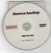 (GO452) Florence Rawlings, Hard To Get - DJ DVD