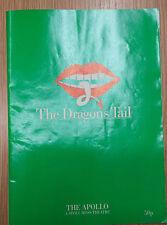 1980 Apollo Theatre: Penelope Keith & Mark Kingston in THE DRAGON'S TRAIL