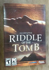 Cleopatra Riddle of the Tomb (PC DVD-ROM)