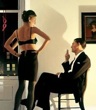 Jack Vettriano - Night In The City - Limited Edition Print - Signed 72x58cm