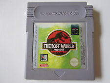 The Lost World Jurassic Park-Nintendo Gameboy Classic #205