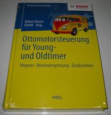 Handbuch Otto Motorsteuerung Youngtimer Oldtimer Vergaser Benzineinspritzung NEU