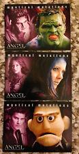 Angel STAGIONE 5 Box Set Loader 3 carte mistico MUTAZIONI (BUFFY AMMAZZAVAMPIRI)
