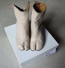 Maison Martin Margiela 22 iconic nude tabi Boots size 40