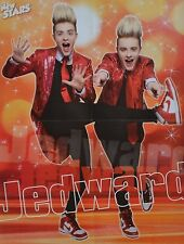 Jedward-a2 poster (xl - 42 x 55 CM) - captures fan collection NEUF