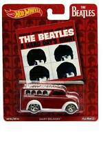 "2017 Hot Wheels Pop Culture The Beatles Dairy Delivery ""A Hard Day's Night"""