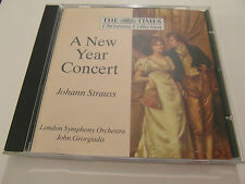 The Times Christmas Collection - A New Year Concert  (CD Album) Used Very Good