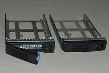 "Chenbro 3.5"" Hard Disk Drive tray for SK33502T2,1U to 5UChassis, lot of two, New"