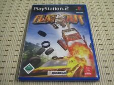 Flatout für Playstation 2 PS2 PS 2 *OVP*