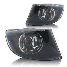 2007-2011 BMW 3 Series E92 E93 328i 335i Coupe Convertible Fog Lights Clear Pair