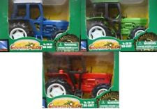 NEW RAY COUNTRY LIFE FARM TRACTORS SET OF 3 1/32 04267