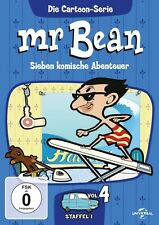 MR.BEAN: DIE CARTOON-SERIE - STAFFEL 1, VOLUME 4   DVD NEU