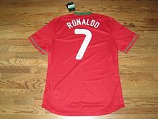 Ronaldo Portugal Match Un Worn Player Issue Jersey Shirt EURO 2012