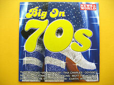 BIG ON 70'S,  CD, A THE NEWS OF THE WORLD NEWSPAPER PROMOTION (1 CD)