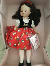 "Madame Alexander Vintage 1960""s Brigitta 14"" from The Sound of Music MIB"