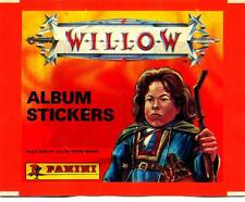 Willow (Movie) Sticker Trading Packs(3)