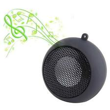 Portable Mini 3.5mm Jack Hamburger Sound Loud Speaker For Cell Phone Tablet PC D