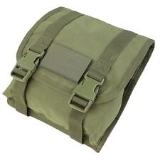 CONDOR MA53 Tactical MOLLE PALS Large Utility Accessory Magazine Pouch OD Green