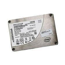 "Disque Dur 120Go SSD SATA II 2.5"" Intel 320 Series SSDSA2BW120G3H 3Gb/s Slim 7mm"