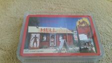 Vintage Standard Deck Playing Cards Grand Caymen Devil's Hangout Hell Sealed