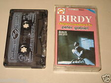 BIRDY Soundtrack PETER GABRIEL - MC Cassette tape /1519