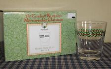 Pfaltzgraff Circle of Kindness Merriweather Christmas Hearty Mixer Glassse/4 MB