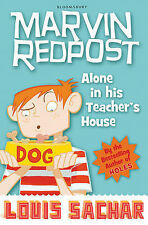 Alone in His Teacher's House (Marvin Redpost)