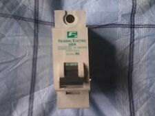 FEDERAL ELECTRIC STAB LOK MCB HBA TYPE B 16AMP