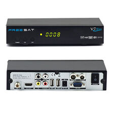New V7 Max 1080P Full HD DVB-S2 Digital Decoder TV Satellite Receivers on Slaes