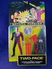 Batman Forever 1995 Two - Face – MIMP - Kenner Action Figure
