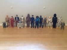 Vintage Star Wars Bespin Lot Empire Strikes Back Vader Leia Luke Yoda Han