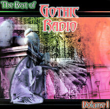 The Best of Gothic Radio, Vol. 1 (CD, Sep-2002, Dark Future Music) Fast Shipping