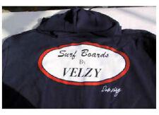 Surf Boards By Velzy Zipper Sweatshirt - Navy