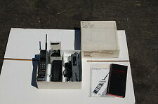 Motorola Mobile F09LFD8438AG Thick Brick Cell Phone Cellular + Manual + Battery