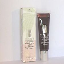 Clinique Superbalm Moisturizing Gloss #16 BLACK HONEY 0.5 oz FULL SIZE