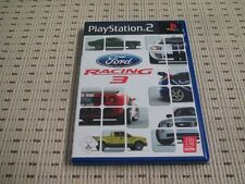 Ford Racing 3 für Playstation 2 PS2 PS 2 *OVP*