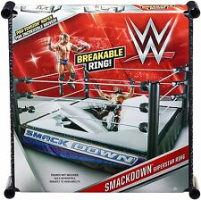 WWE Smackdown Superstar Breakable Ring