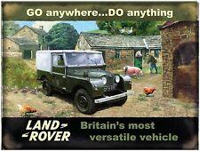 Land Rover Mark 1,Farm,Clásico Todoterreno 4x4 Coche Medio Metal/