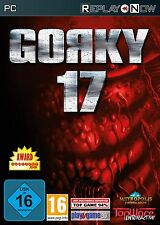 Gorky 17 aka Odium [PC Retail] - Multilingual [E/F/D/I/S]