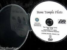 STONE TEMPLE PILOTS Sex Type Thing LIVE Promo Music Video DVD Scott Weiland