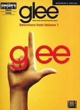 Glee Selections Womens Vocal Learn to Sing Karaoke Voice Piano Music Book 1