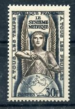 STAMP / TIMBRE FRANCE NEUF N° 998 * POIDS ET MESURE / NEUF CHARNIERE