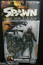 Spawn 17. AL SIMMONS. Classic Characters McFarlane Toys spawn.com New! Rare!