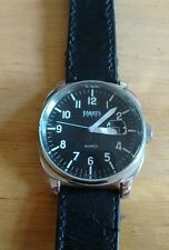 Vintage Dakota Steel Men's watch running with new battery F