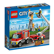 Lego City Fire Utility Truck 60111 NEW