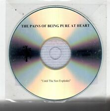 (GD862) The Pains Of Being Pure At Heart, Until The Sun Explodes - DJ CD
