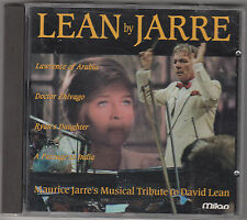 LEAN BY JARRE - maurice jarre's musical tribute to david lean - o.s.t. CD