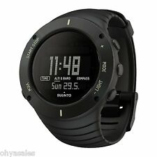 Suunto Core Ultimate Black Multi-Function Outdoor Watch - SS021371000