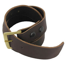 Renaissance Medieval Gentry Simple Leather Belt Medium